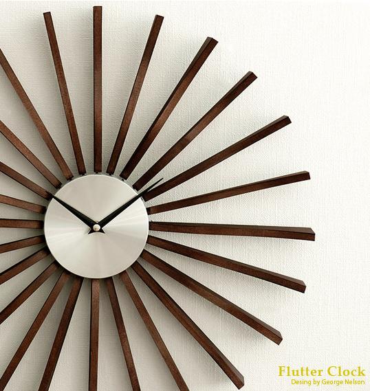 レトロ掛け時計