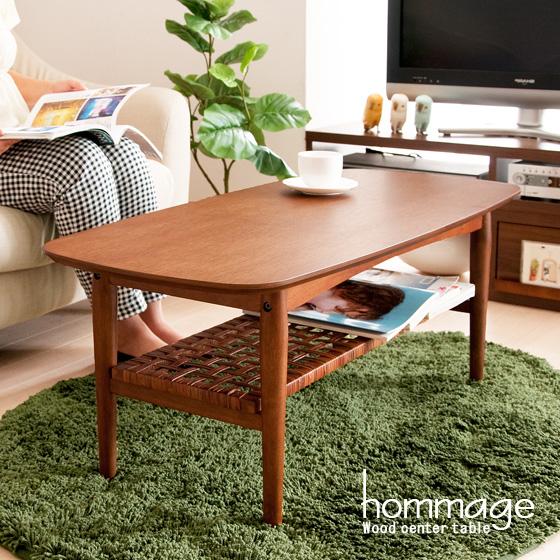 北欧家具でもローテーブルはオシャレで人気♪