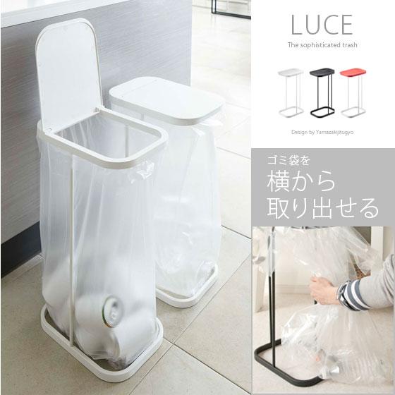 使いやすさを追求したシンプルデザインのゴミ箱♪