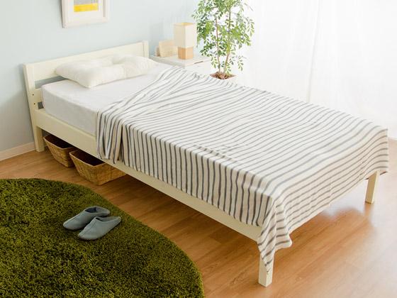 お洒落ベッド