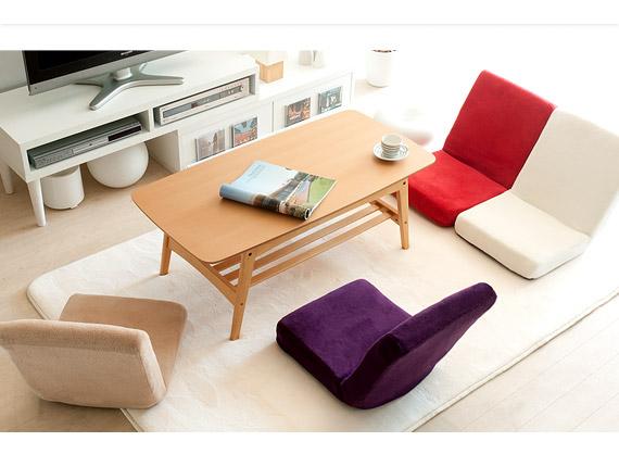 シンプル座椅子