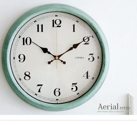 レトロ電波時計