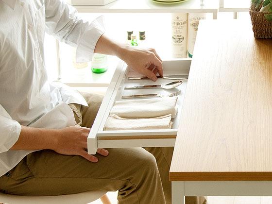 キッチン小物収納