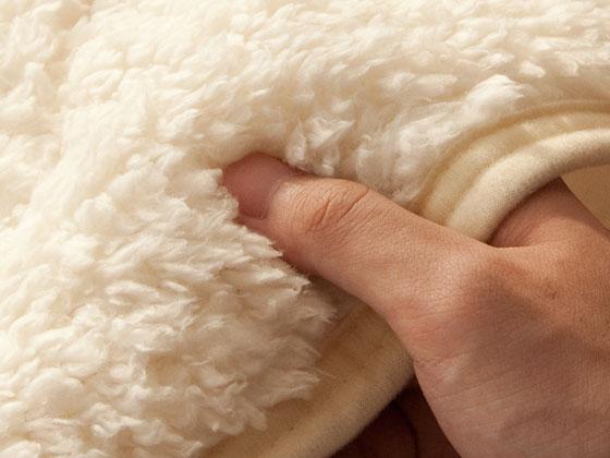 ふわふわ毛布
