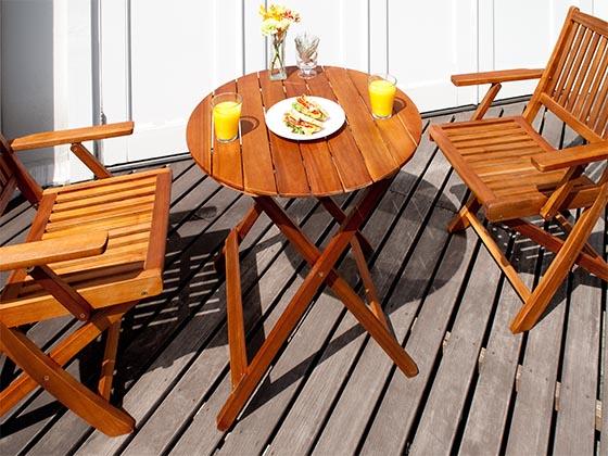 カフェ ガーデン カフェテーブル Cassy(カッシー)ラウンドテーブル単体販売