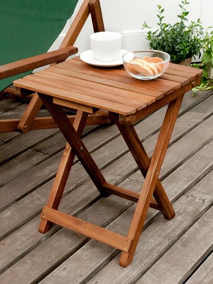 ガーデン サイドテーブル カフェ Wolky side table〔ウォルキーサイドテーブル〕