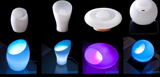 4種類のデザインから選べる