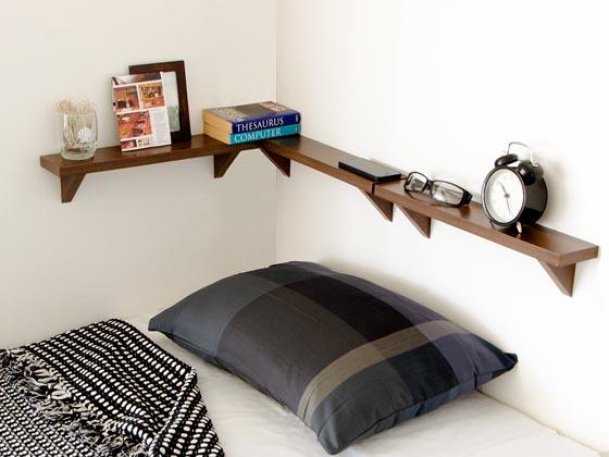 寝室コーディネイト