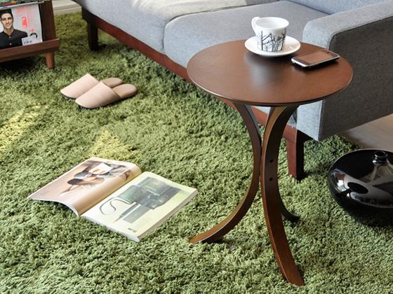 北欧 サイドテーブル Ranunculus〔ラナ