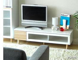 北欧スタイルのテレビ台