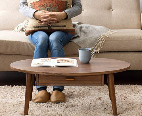 一人暮らしワンルームに最適なローテーブルおすすめ6選