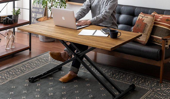 使いやすい高さに調整できる!昇降式ローテーブルおすすめ5選