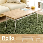 センターテーブル Rollo