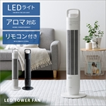 LED TOWER FAN