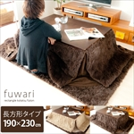 薄型こたつ掛布団 fuwari