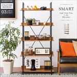 SMART(スマート)マルチシェルフ 5段タイプ
