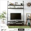 ハイタイプテレビ台 WORCE120(ウォルス120)