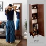 ミラー付きラック SRICK(スリック)| ミラー・姿見