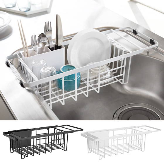 キッチン収納 水切りラック ラック