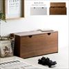 ベンチ型収納ボックス ROLESS(ローレス)|ベンチ