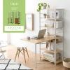 バタフライ式テーブルラック TABLES(タブレス)|収納付きデスク