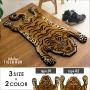 TIBETAN TIGER RUG(チベタンタイガーラグ) Sサイズ 60×100cm
