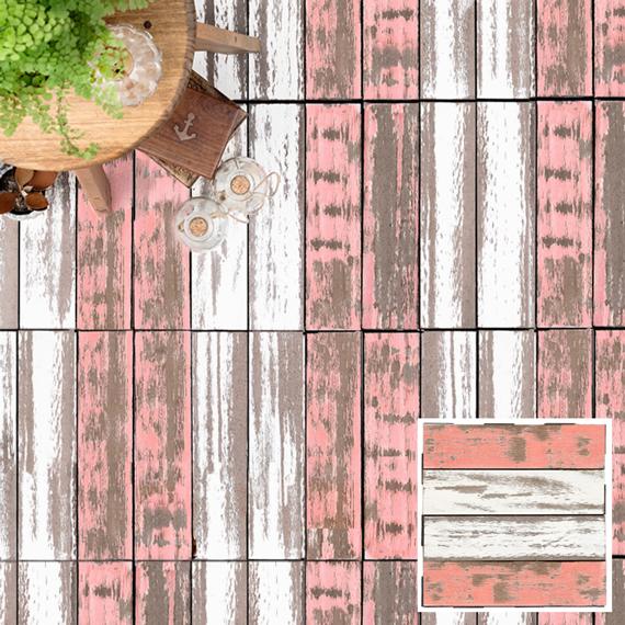 パステルウッド ジョイントフロアーパネル [30×30cm 10枚セット] フロアパネル フロアタイル 床材 DIY