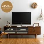 北欧ヴィンテージデザインTVボード Alto(アルト)|幅150cm~ テレビ台