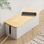 コードタップ収納 FINA(フィーナ)