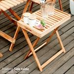 カフェ風サイドテーブル