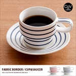 FABRIC/CUP&SAUCER