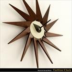 レトロデザイン掛け時計