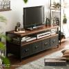 ヴィンテージウッドTVラック BILLS(ビルズ) 120幅テレビ台|テレビ台・テレビボード