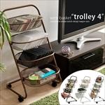 キッチンワゴンtrolleyシリーズ