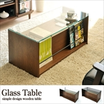 anthem Glass Table